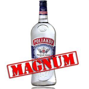 VODKA Vodka Poliakov 1,5L Magnum