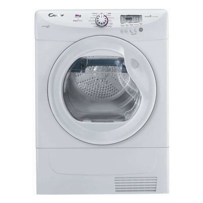 Candy gcc7913nb s che linge 9kg condensation for Seche linge class a