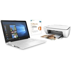 ORDINATEUR PORTABLE HP PC Portable HP15bs113nf - 15.6
