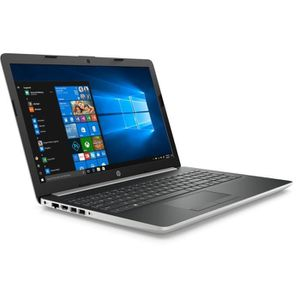 "PC Portable HP PC Portable 15-db1043nf - 15""HD - Ryzen 5 - RAM  8Go - Stockage 256Go SSD + 1To HDD -  Windows 10 pas cher"