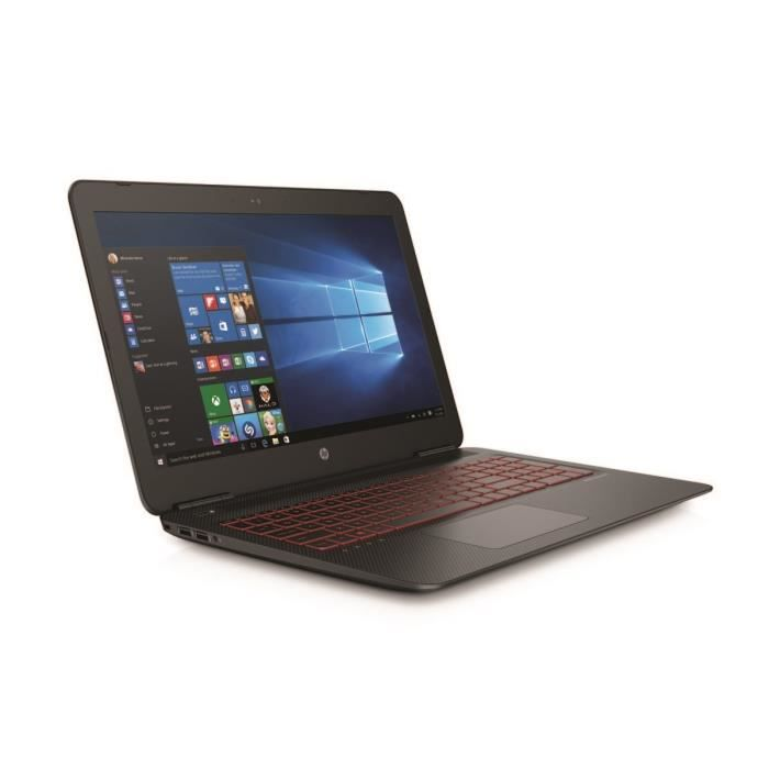 "ORDINATEUR PORTABLE PC Portable OMEN by HP 17-w213nf - 17.3"" - RAM 8Go"