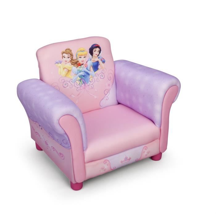 delta children disney princesses fauteuil enfant achat. Black Bedroom Furniture Sets. Home Design Ideas