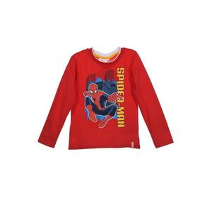 T-SHIRT SPIDERMAN T-shirt - Enfant garçon - Rouge