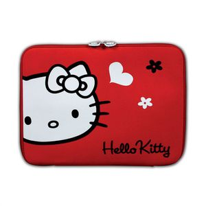 HOUSSE PC PORTABLE HELLO KITTY Housse skin ordinateur 13,3
