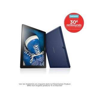 TABLETTE TACTILE Lenovo Tablette Tactile - TAB2 A10-30 - ZA0C0093SE