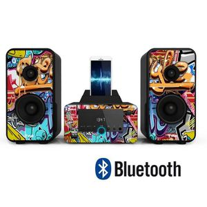 CHAINE HI-FI TOKAI WO 243 Micro-chaîne HiFi Bluetooth - Station