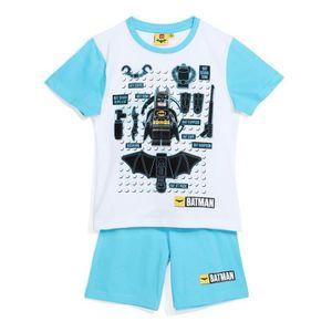 PYJAMA LEGO BATMAN Pyjama Turquoise Enfant Garçon Sérigra