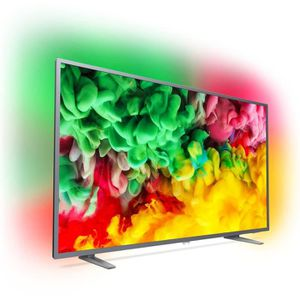 "Téléviseur LED PHILIPS 55PUS6703/12 TV LED 4K 139 cm (55"") - Ambi"