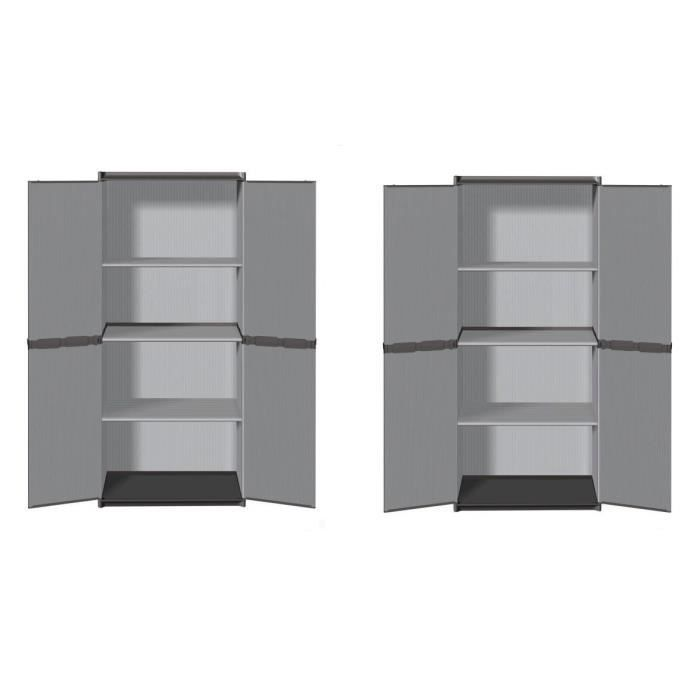 armoire d exterieur achat vente armoire d exterieur. Black Bedroom Furniture Sets. Home Design Ideas