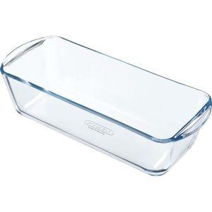 MOULE  PYREX Moule à cake Classic Glassware 30 cm transpa