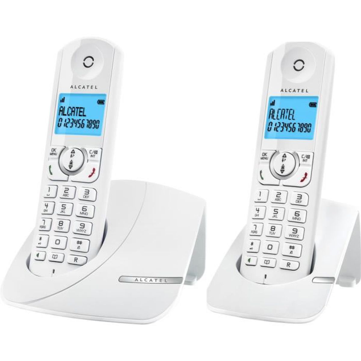 telephone duo alcatel achat vente telephone duo alcatel pas cher les soldes sur cdiscount. Black Bedroom Furniture Sets. Home Design Ideas