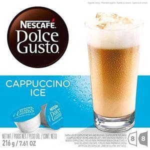 CAFÉ CD-155Nescafé Dolce Gusto, cappuccino glacé, Donne