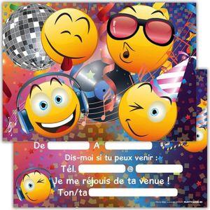 Carte Invitation Anniversaire Achat Vente Pas Cher Soldes Sur Cdiscount Des Le 20 Janvier Cdiscount