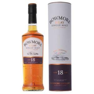 WHISKY BOURBON SCOTCH Spiritueux - Whisky Bowmore 18 Ans