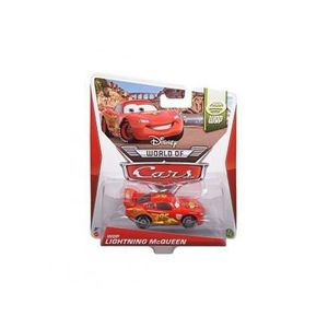VOITURE - CAMION Voiture Disney Cars World Grand Prix Flash Mcqueen