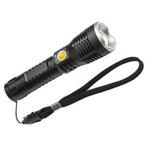 LAMPE DE POCHE BRENNENSTUHL Lampe de poche LED Cree TL450AF recha