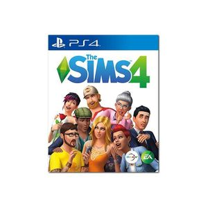 JEU PS4 Les Sims 4 PlayStation 4 allemand