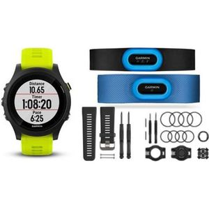 MONTRE CONNECTÉE GARMIN FENIX FORERUNNER 935 pack triathlon U Noir