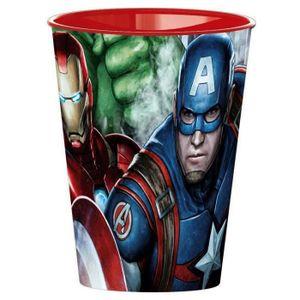 Verre à eau - Soda Gobelet Avengers verre plastique Disney enfant New