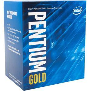 PROCESSEUR INTEL Processeur Celeron-PENTIUM DUAL CORE G5400 3