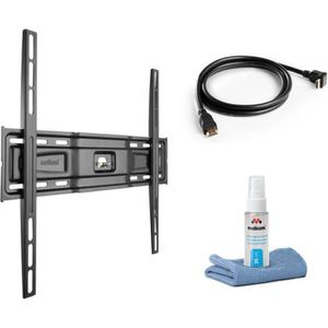 FIXATION - SUPPORT TV MELICONI Kit Support mural TV Fixe 400