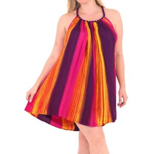 MAILLOT DE BAIN La Leela couvrir rayonne colorant Beachwear femmes