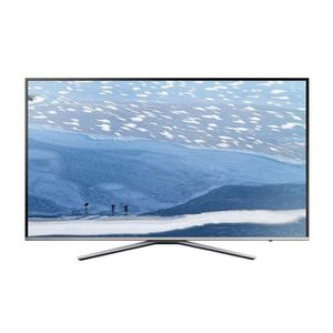 Téléviseur LED SAMSUNG - UE55KU6400UXZF - TV LED UHD 55'', Smart