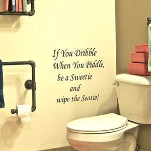 Decoration toilette