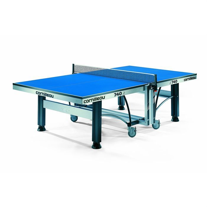 TABLE TENNIS DE TABLE CORNILLEAU Table Ping Pong Indoor Compétition 740