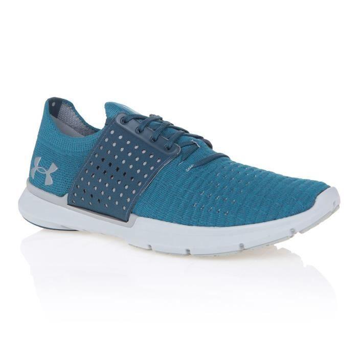 UNDER ARMOUR Chaussures multisport Speedform - Homme - Bleu et gris