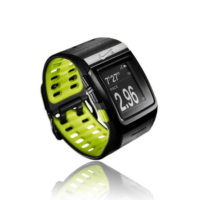 tomtom nike sportwatch black volt montre gps achat vente montre outdoor tomtom nike. Black Bedroom Furniture Sets. Home Design Ideas