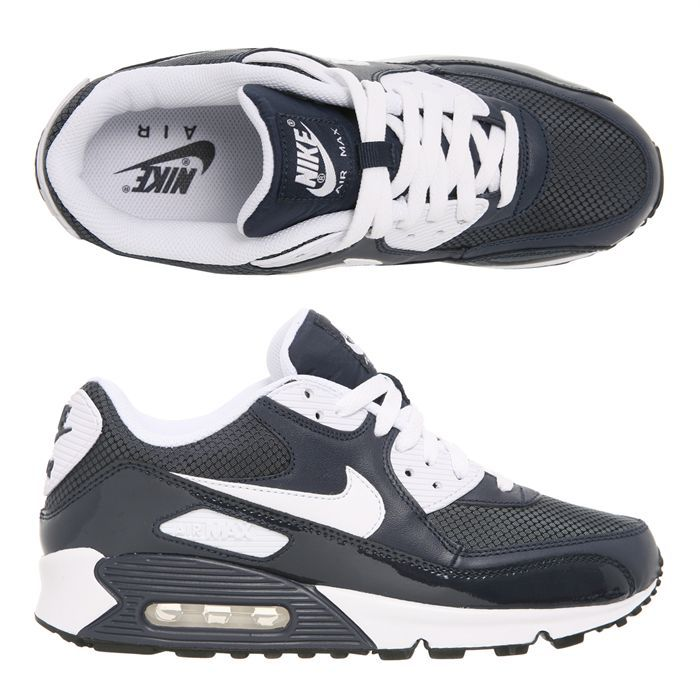 nike baskets air max 90 homme homme blanc achat vente nike air max 90 h homme pas cher. Black Bedroom Furniture Sets. Home Design Ideas