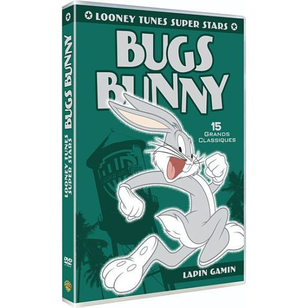 pin bugs bunny un lapin extra en dvd film pas cher cdiscountcom on pinterest. Black Bedroom Furniture Sets. Home Design Ideas