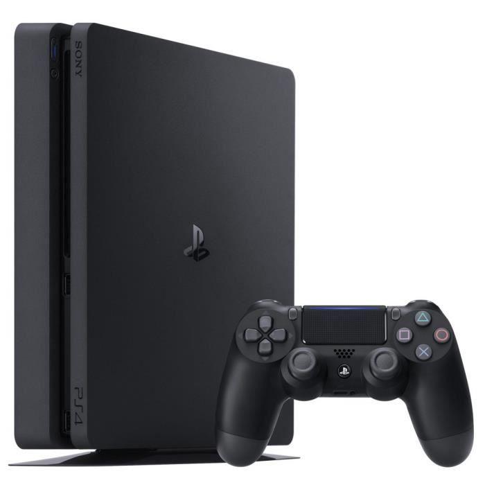 Pack PS4 Slim 500 Go F à moins de 150 euros