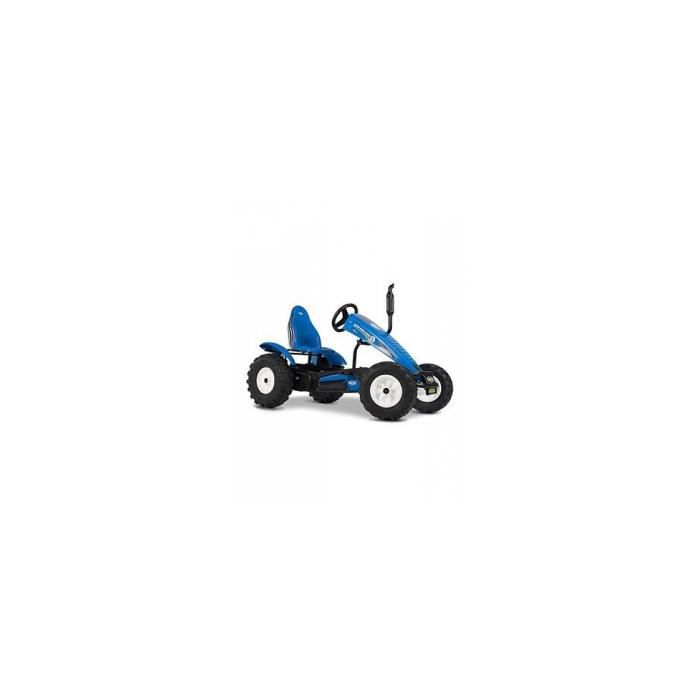 Kart a pedales electrique BERG New Holland E-BFR