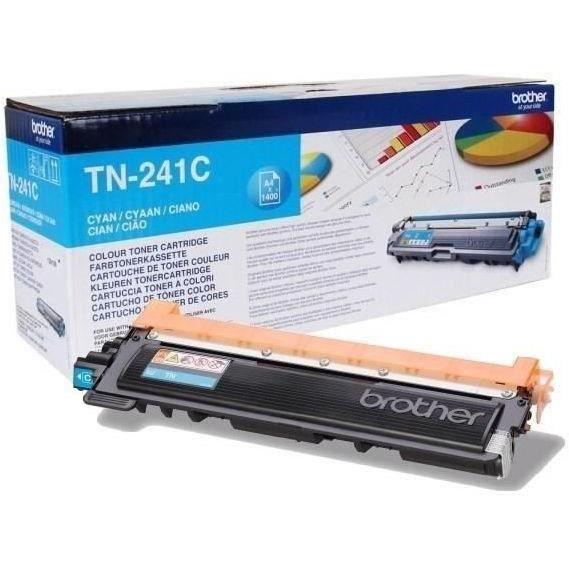 Brother Tn 241 Toner Laser Cyan