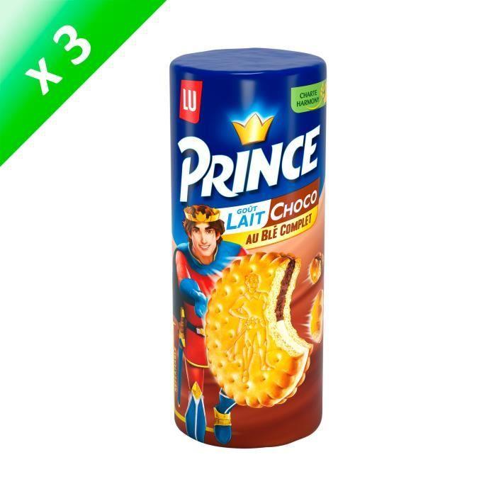 [LOT DE 3] Prince Lait Chocolat 300g