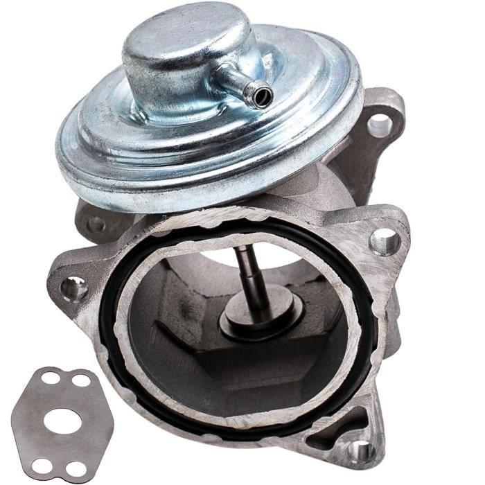 MAXPEEDINGRODS Recirculation gaz Vanne EGR pour Audi A3 2.0TDi SKODA Fabia Octavia VW Golf IV 1.9TDI