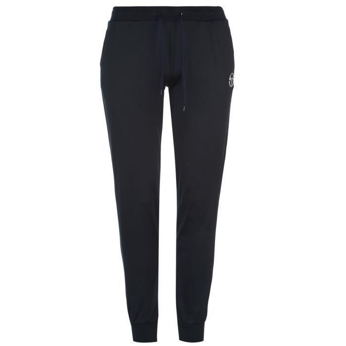 SERGIO TACCHINI Pantalon de jogging - Ella - bleu marine - femme