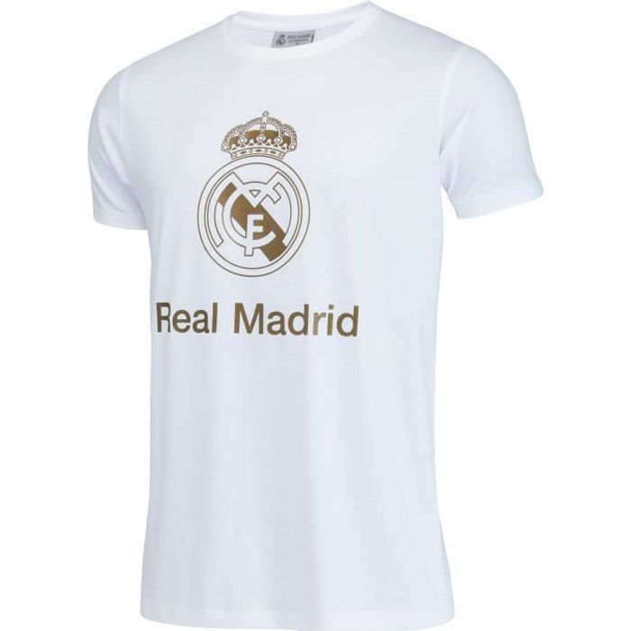 T-shirt Real Madrid - Collection officielle - Homme