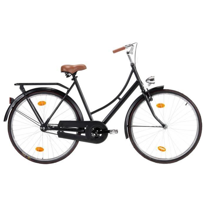 Déco Vélo hollandais pour femmes - Vélo De Ville 28- HOT - 2245