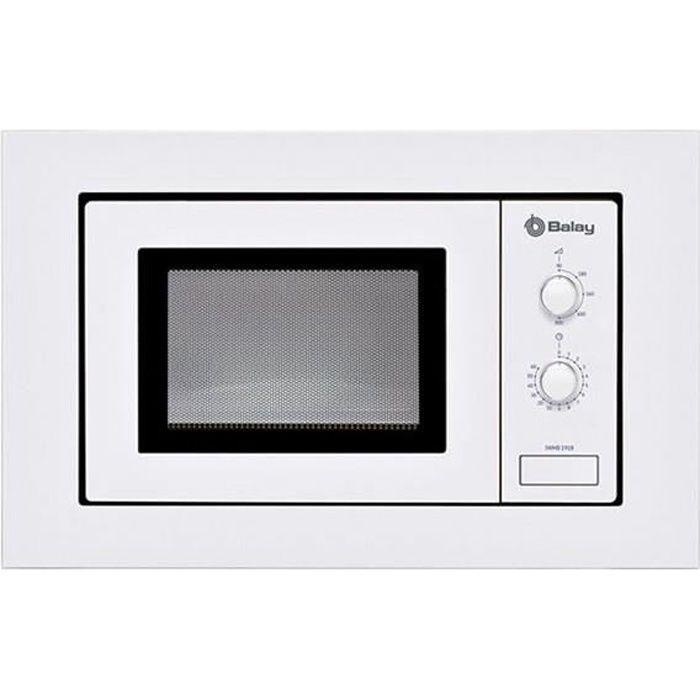 Micro-ondes Joli micro-ondes integrable balay 3wmb1918 17 l 800w blanc