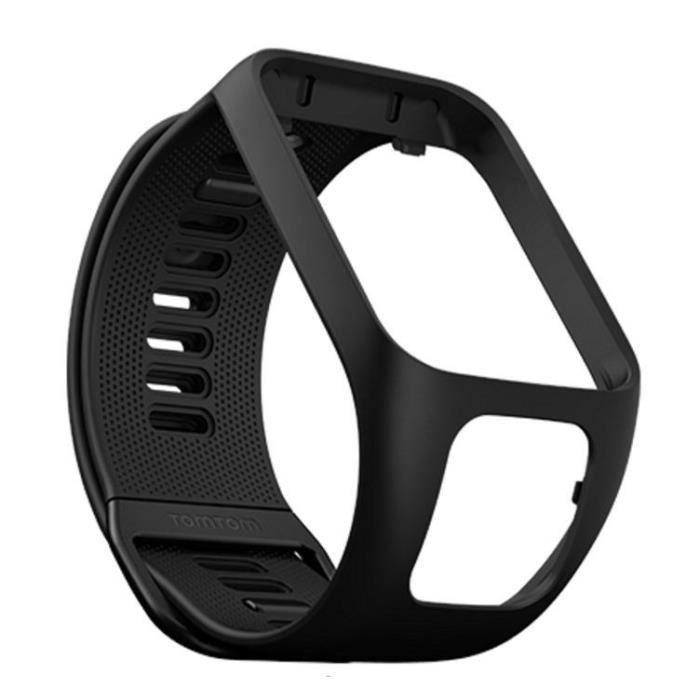 TOMTOM Bracelet Fin Noir Montre Spark 3