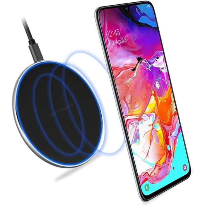 Chargeur sans Fil QI Wireless à Induction Oppo Reno - Station de Chargement Fast charge