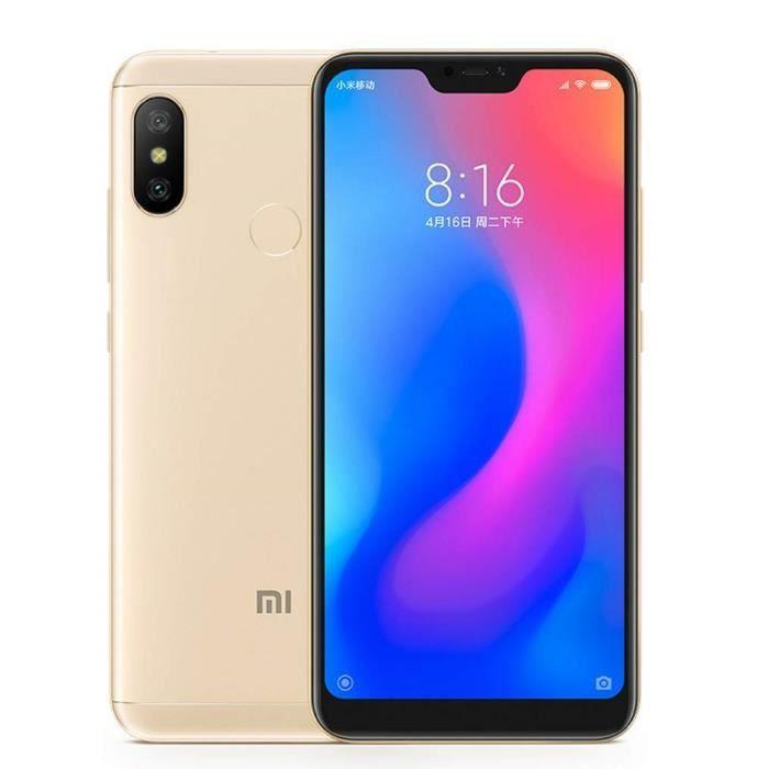Xiaomi Mi A2 Lite 32 Go 3 Go RAM Dual SIM Gold - EU