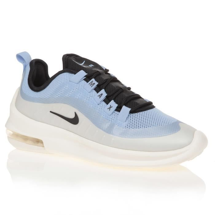 BASKET MULTISPORT NIKE Baskets Air Max Axis - Femme - Bleu