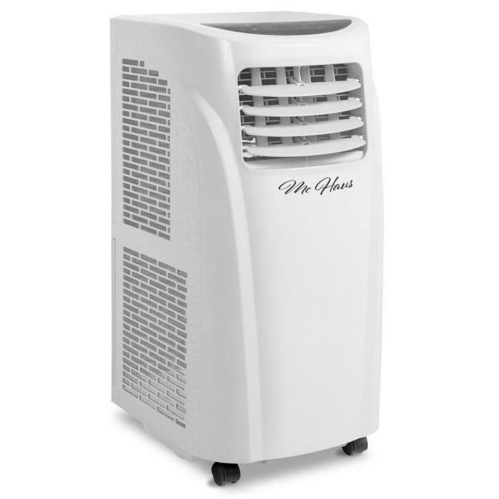 60 W Refroidisseur d/'Air Avec Télécommande Froid conditionner le Ventilateur minuterie réservoir d/'eau 3.5 L