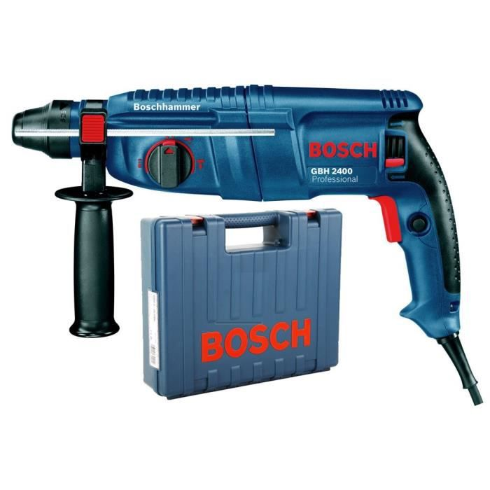 bosch gbh2400 perforateur burineur sds 720w 2 7j achat. Black Bedroom Furniture Sets. Home Design Ideas