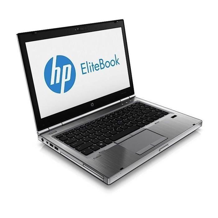 ORDINATEUR PORTABLE HP EliteBook 2570P 8Go 128Go SSD