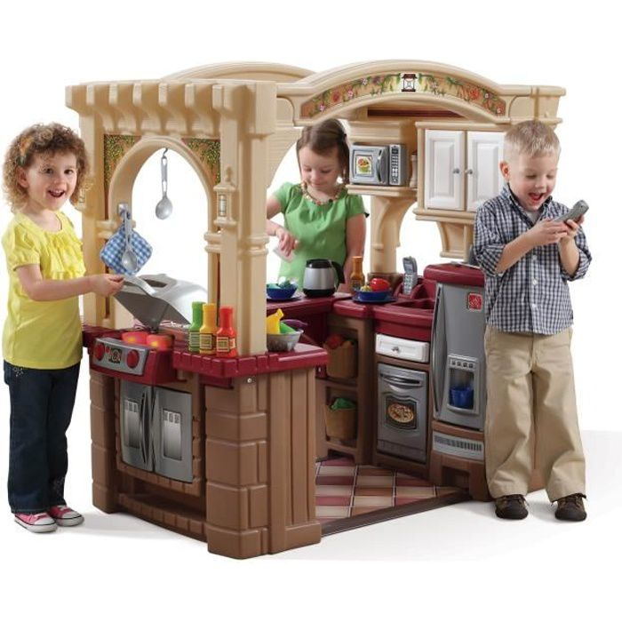 Cuisine enfant am ricaine grand walk in grill achat for Achat cuisine americaine